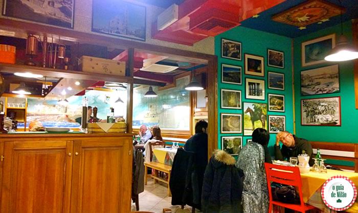 Restaurante Rifugio Pugliese i Muciaccia