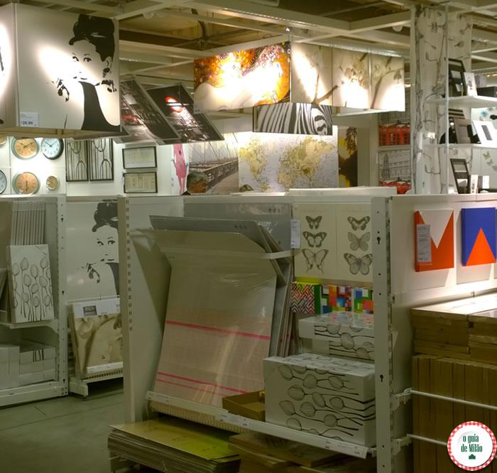 Onde comprar artigos para a casa em Milão - Ikea 4