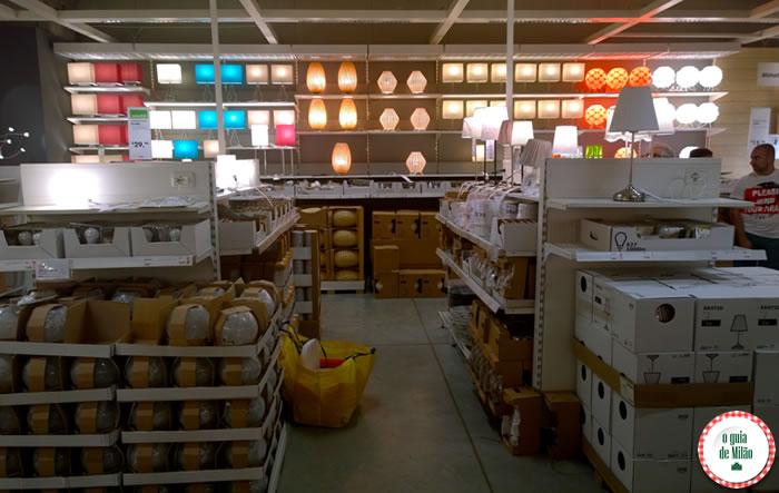 Onde comprar artigos para a casa em Milão - Ikea 5