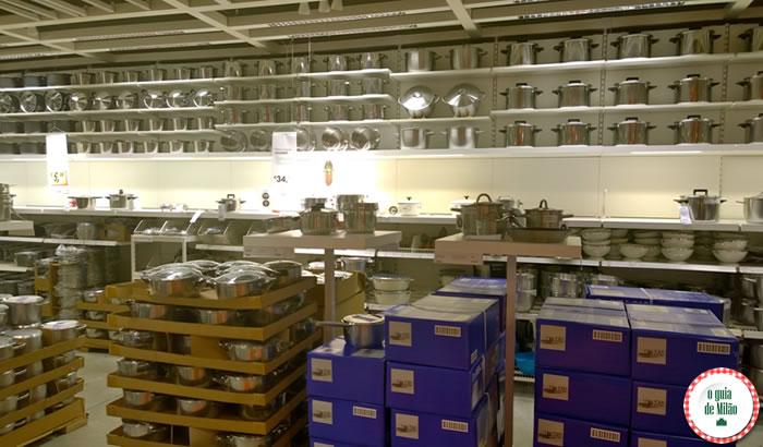 Onde comprar artigos para a casa em Milão - Ikea 6