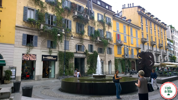 Onde fazer compra em Milão - 10 Corso Como Milão 1