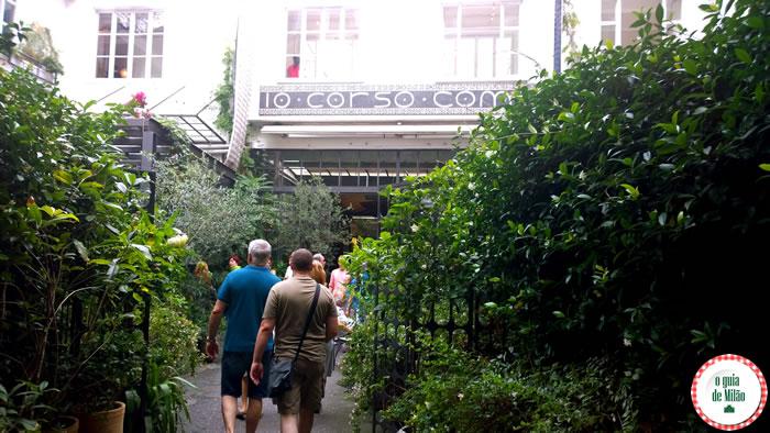 Onde fazer compra em Milão - 10 Corso Como Milão 2