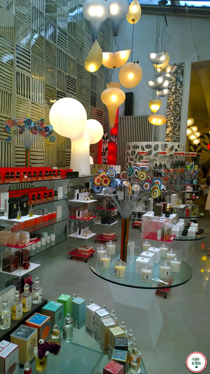 Onde fazer compra em Milão - 10 Corso Como Milão 3
