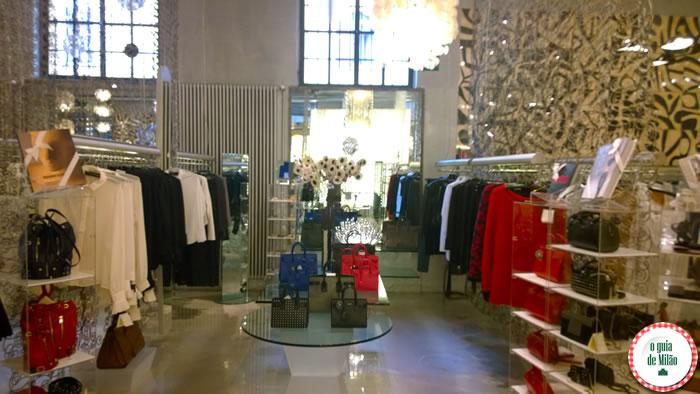 Onde fazer compra em Milão - 10 Corso Como Milão 7