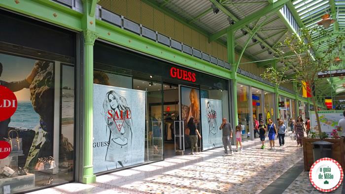 Shoppings em Milão - Milanofiori