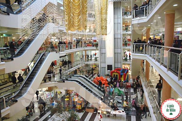 Shoppings em Milão - Vulcano