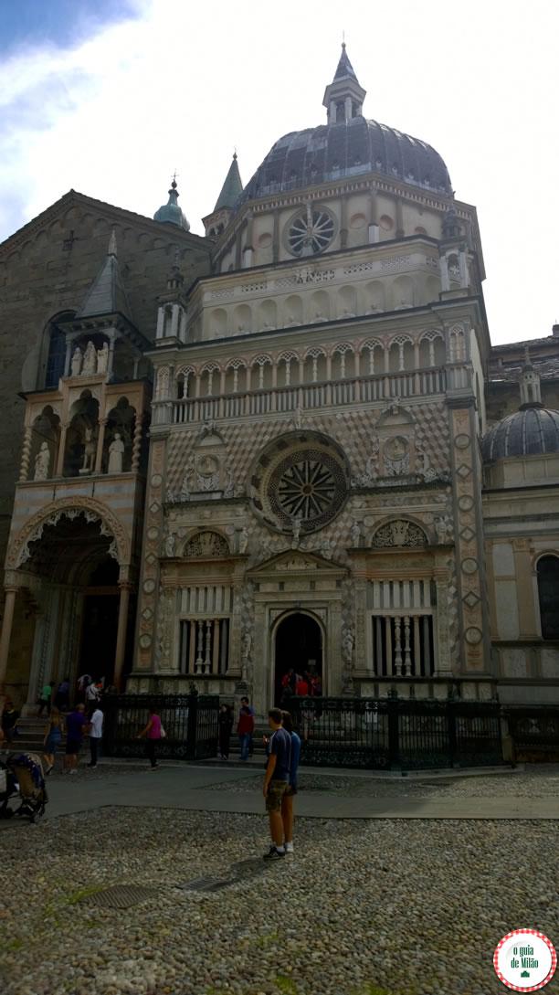 Turismo em Bérgamo cidades da Itália para visitar depois Milão 11