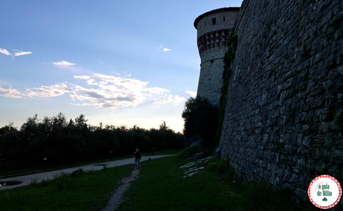 Castelo de Brescia