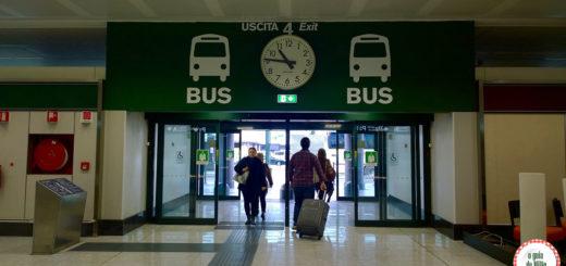 Como ir do aeroporto Malpensa ao centro de Milão na itália