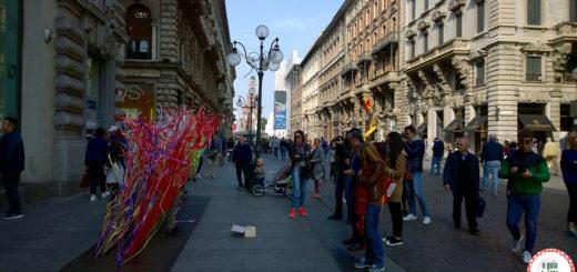 Compras em Milão Liquidação em Milao na Itália
