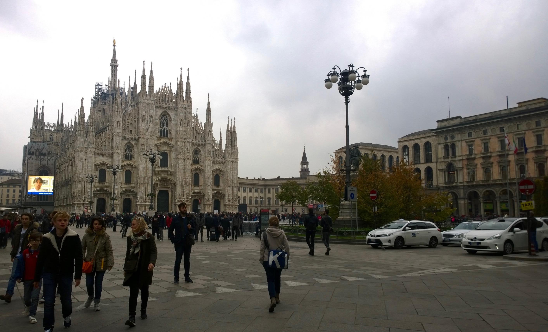 Outono em Milão Turismo em Milão Novembro em Milão
