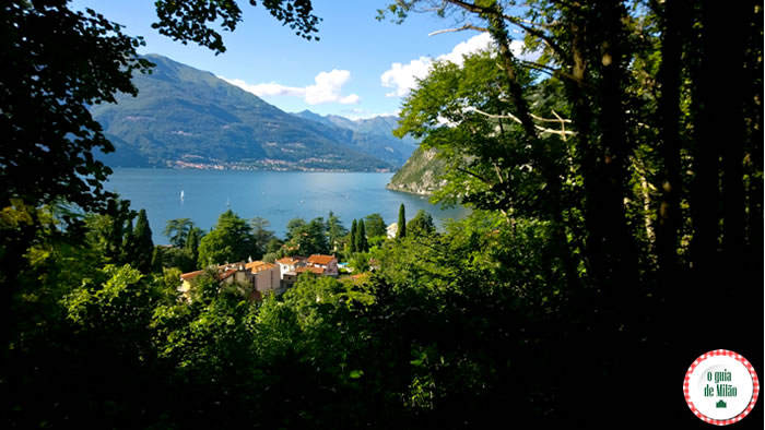 Viajar pela Itália - o lago de Como - Lago de Como 2