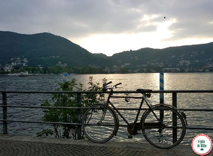 Viajar pela Itália - turismo em Como - Lago de Como