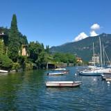 Viajar pela Itália - o lago de Como - Bellagio