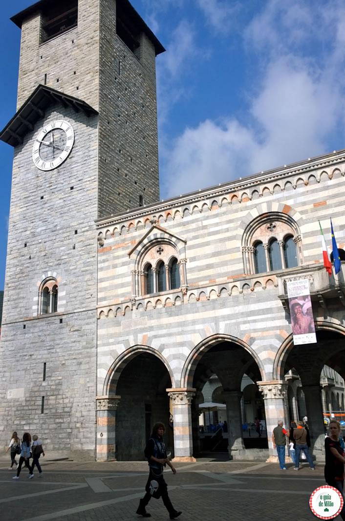 Palácio de Broletto