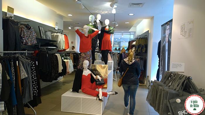 A-loja-H&M-onde-comprar-em-Milão-lojas-baratas-em-Milão