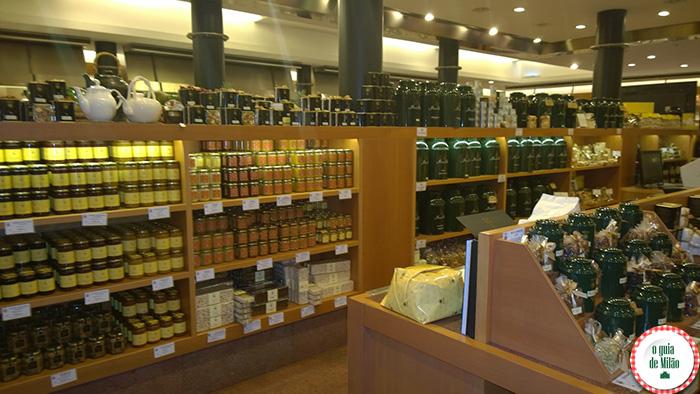 Peck a loja de produtos gastronômicos em Milão 2