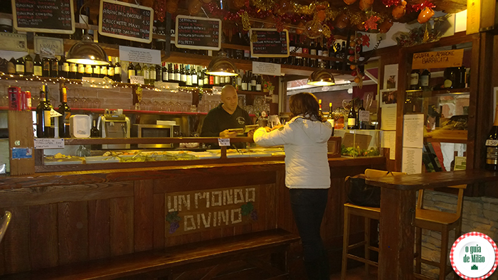 Blog de viagem de Milão Dicas de onde comer em Veneza