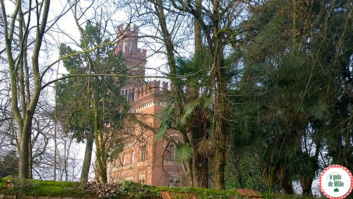 Castelo da família Crespi