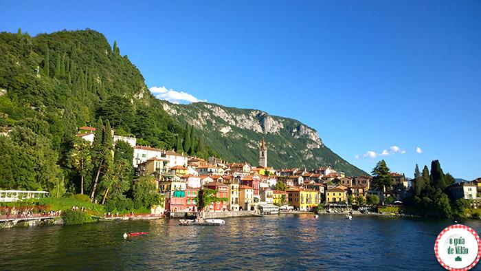 De Milão o lago de Como dicas de como chegar em Varenna Turismo na Itália