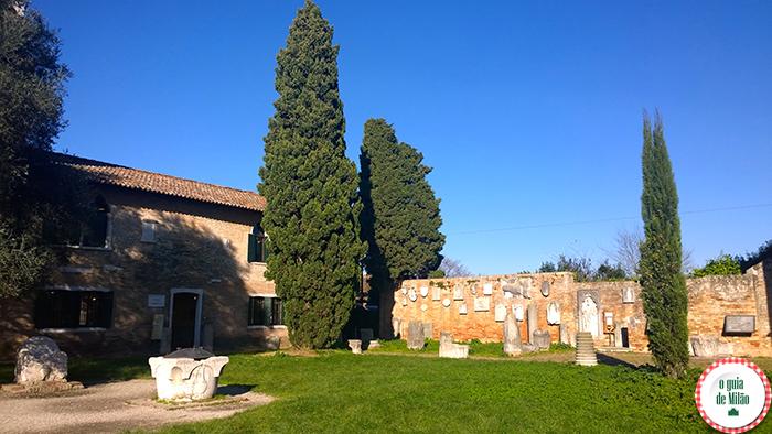 Museu de Torcello e o trono de Atilla