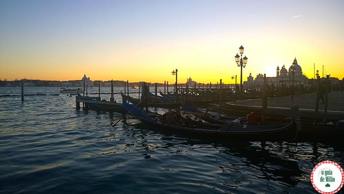 Vista da praça San Marco