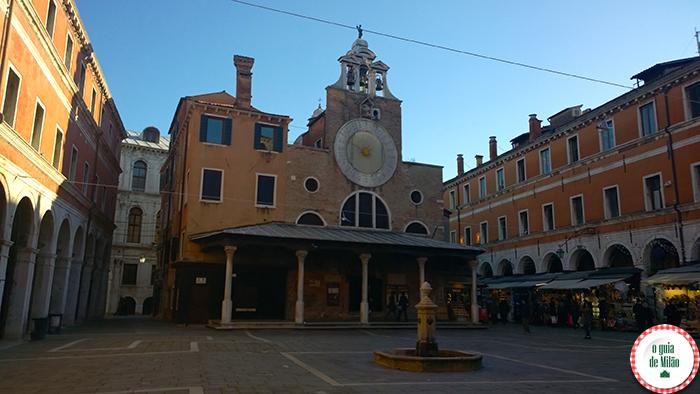 Igreja de San Giacometto