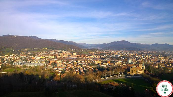 Vista da Rocca