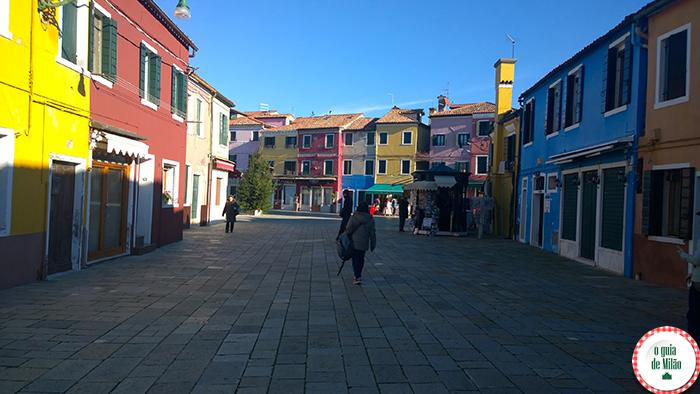 O que ver em Veneza Burano Murano e Torcello Dicas de Veneza