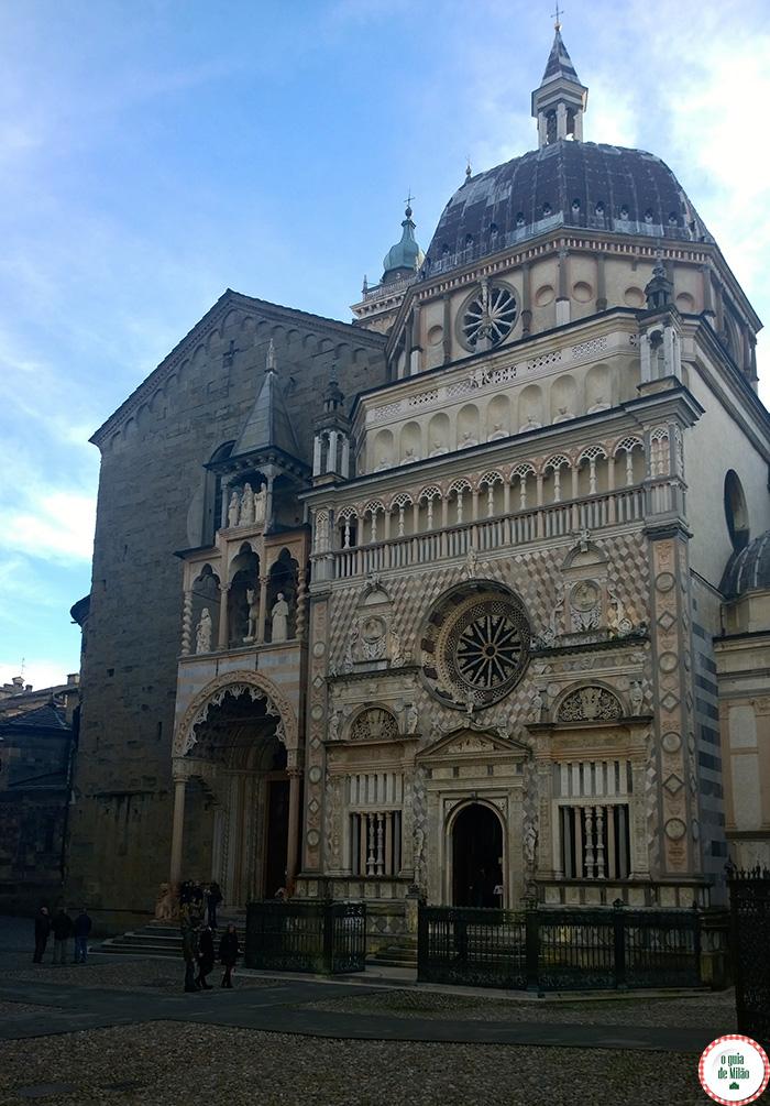 Basílica de Santa Maria Maggiore e Capela Colleoni