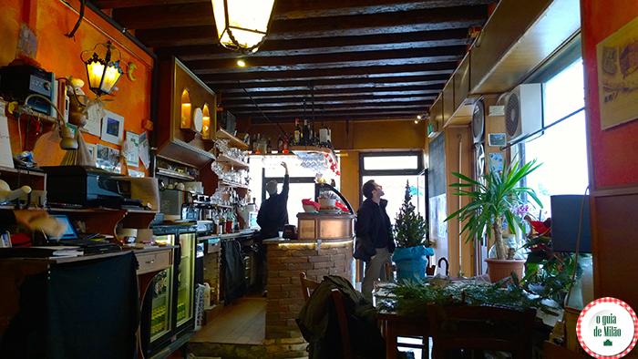 Turismo na Itália de Milão a Veneza Dica de onde comer em Veneza