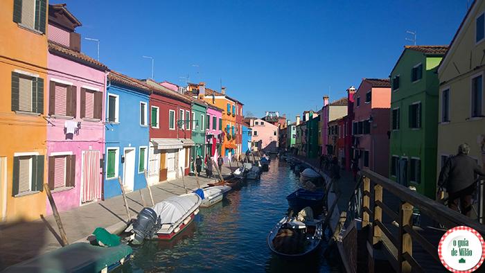 Veneza em 1 dia Burano Murano e Torcello Turismo em Veneza