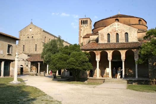 Igreja de Santa Fosca e Catedral de Santa Maria Assunta (veneziasi.it)