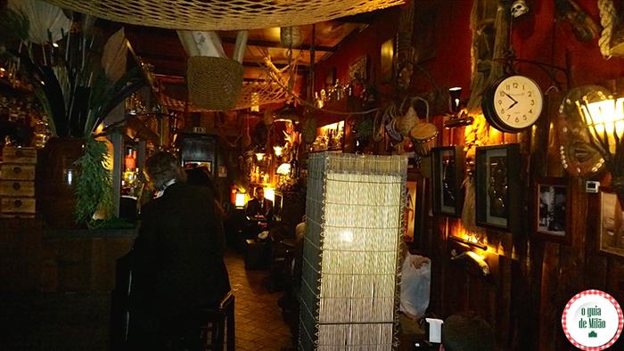 Nottingham Forest, um dos 50 melhores bares do mundo