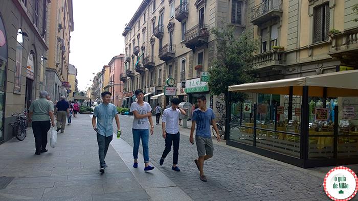 Onde ir em Milão Bairros de Milão Compras na Chinatown em Milão