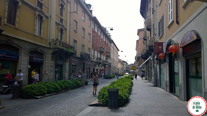 Pontos turísticos de Milão O que fazer em Milão Chinatown em Milão