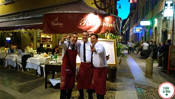 Restaurantes em Milão Pontos turísticos de Milão Onde comer em Milão O que fazer em Milão Brera
