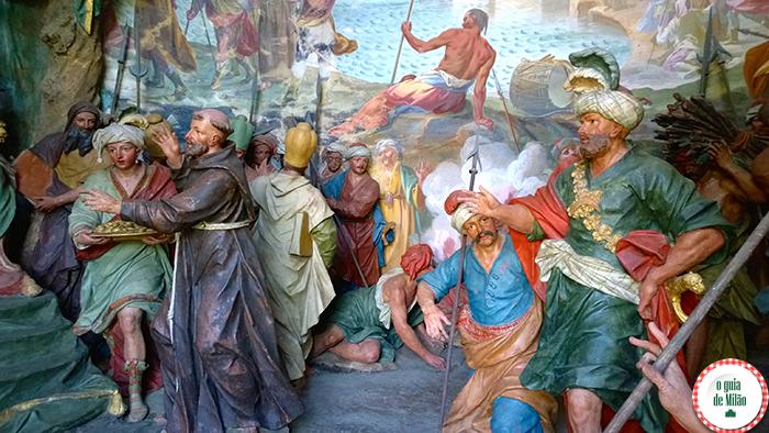Turismo na Itália Orta San Giulio Patrimônio Mundial da UNESCO na Itália