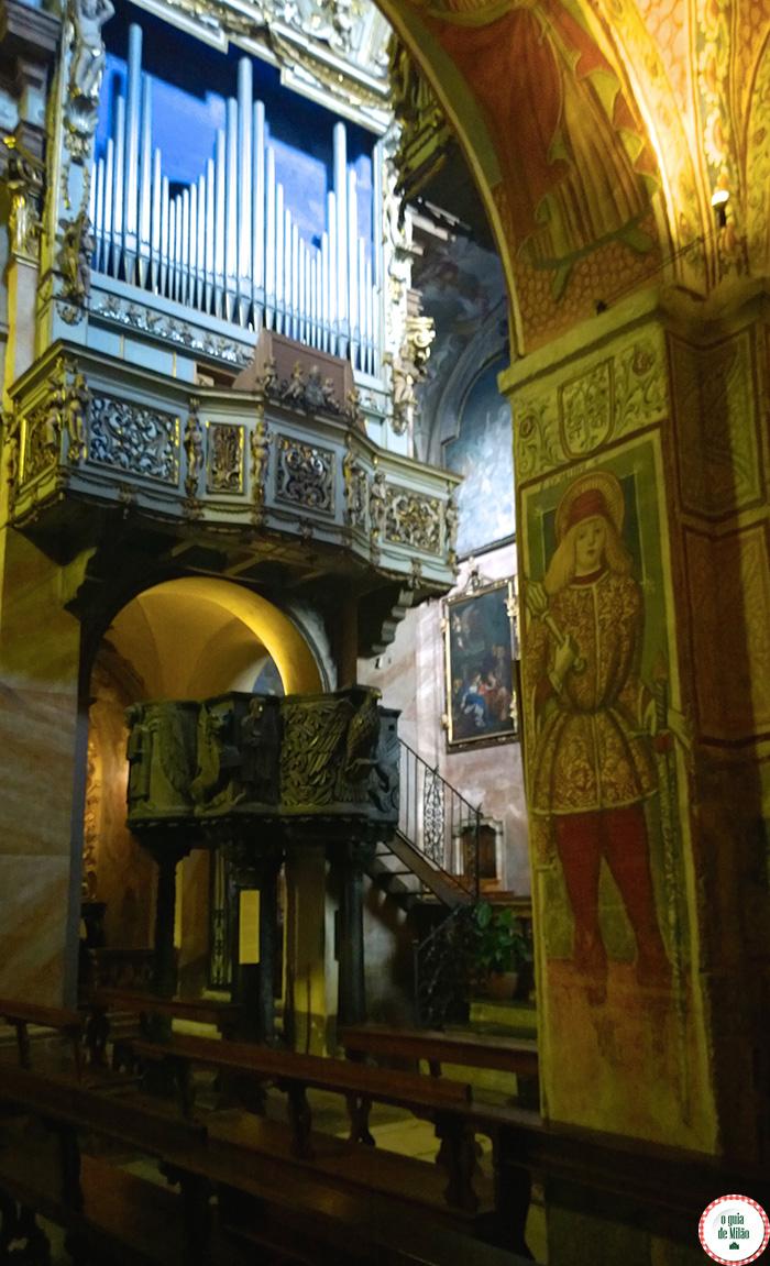 Basílica de San Giulio