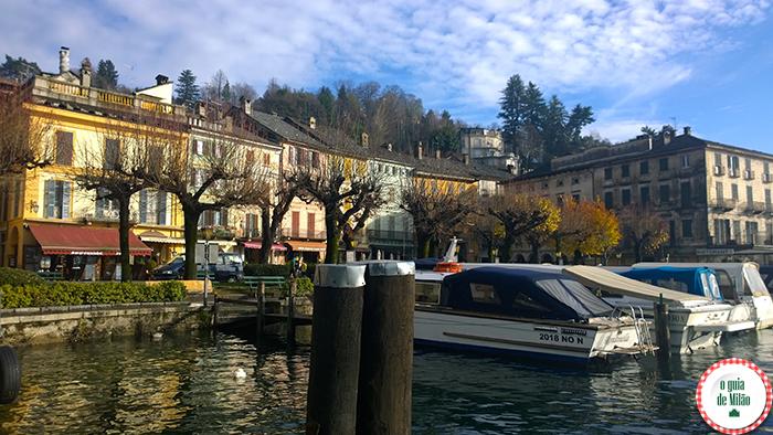 turismo na Itália Patrimônio Mundial da Humanidade da UNESCO Orta San Giulio