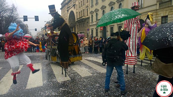 Carnaval de Milão