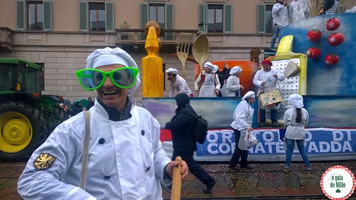 O que fazer em Milão Carnaval de Milão