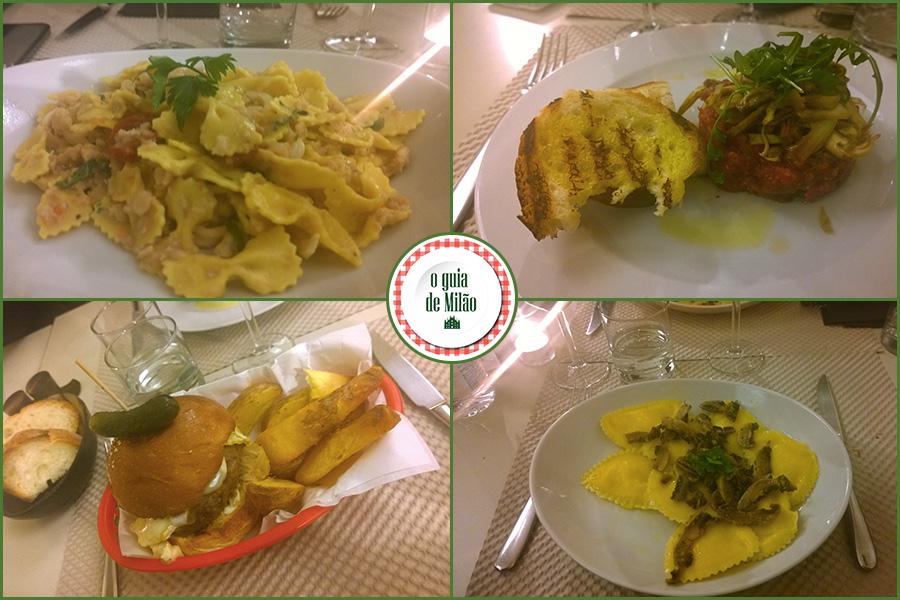 Onde comer em Milão Restaurantes em Milão Dica de restaurantes em Milão