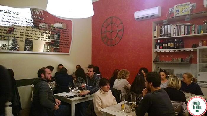 Restaurantes em Milão Onde comer em Milão Dica de restaurantes em Milão Blog de viagem de Milão