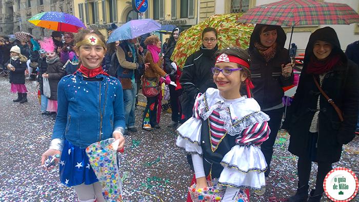 tudo sobre o Carnaval de Milão