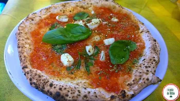 As melhores pizzarias de Milão Pizza AM