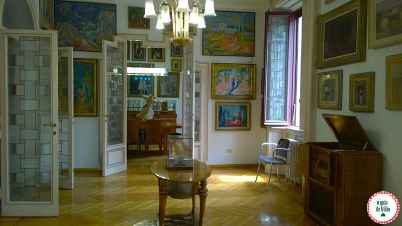 Museus em Milão