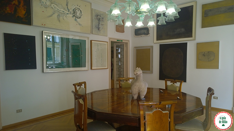 Casa-museu Boschi di Stefano Museus em Milão