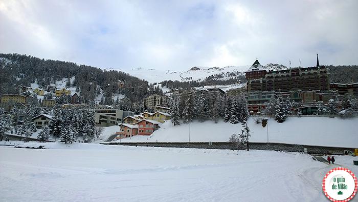 Saint Moritz melhores cidade de esqui