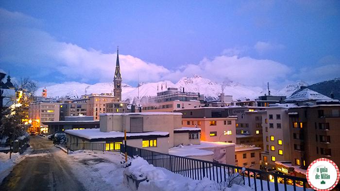 Tours, excursões e atrações Suiça Saint Moritz